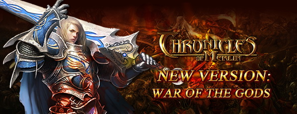 1.6.5 New Version- War of The Gods