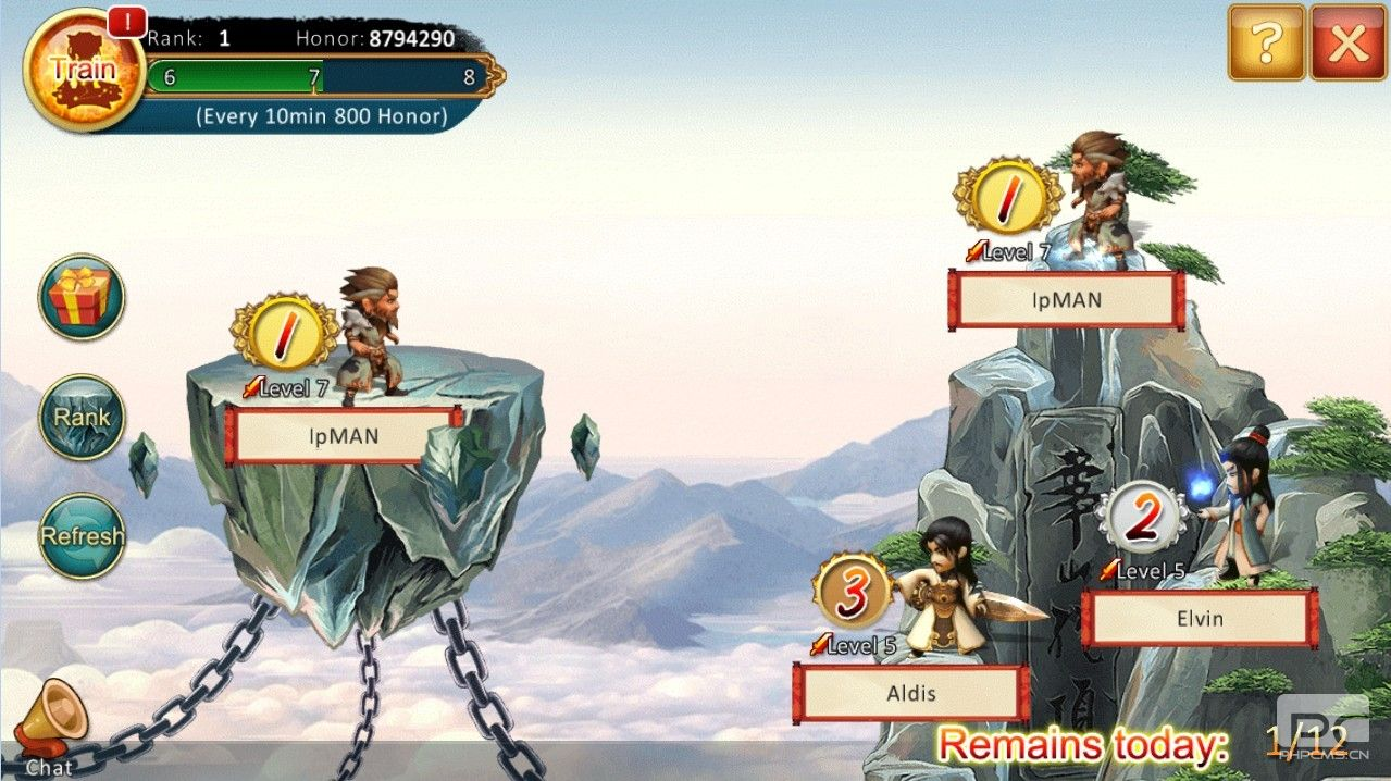 Gameplay Screen Shot 4