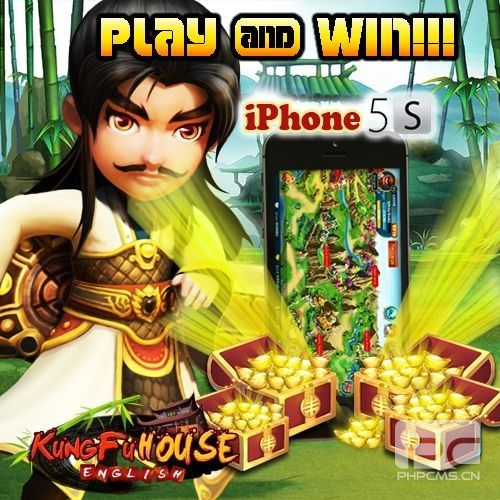 [NEW]Play game to Win iPhone 5s and Gold!!!