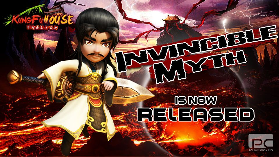 Invincible Myth On Server 4 Today!