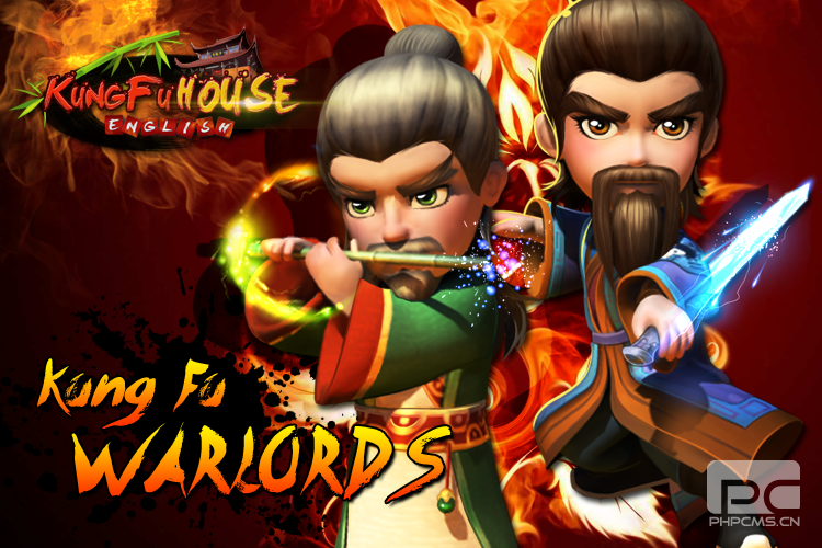 Weekly Event Updates: Kung Fu Warlords