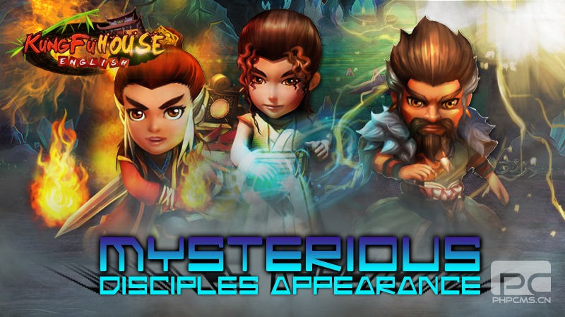Weekly Event Updates: Mysterious Disciples Appearance