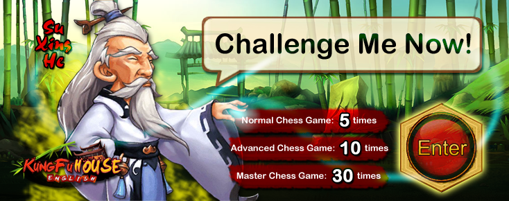 Jane Long Chess Game! Weekly Event