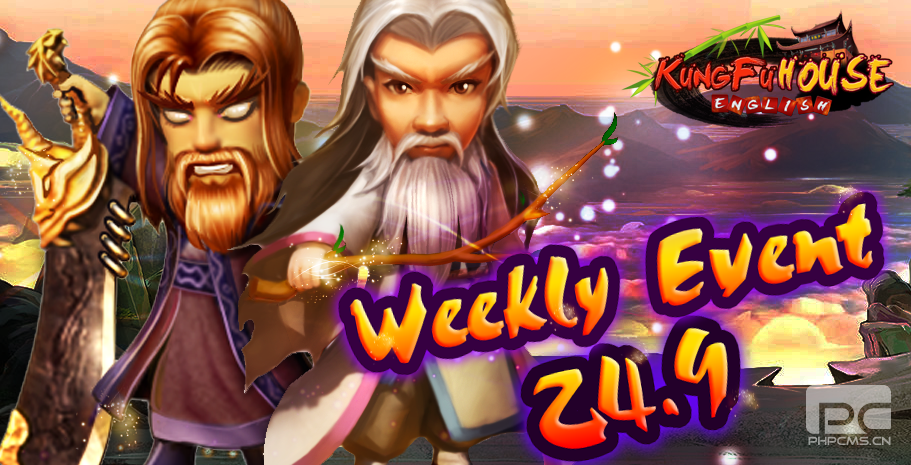 Weekly Event 24/9/2014