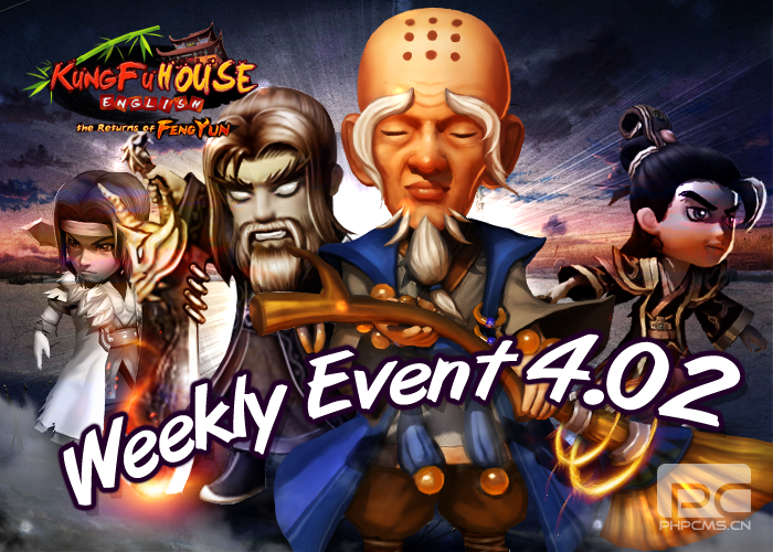 Weekly Event 4/2/2015